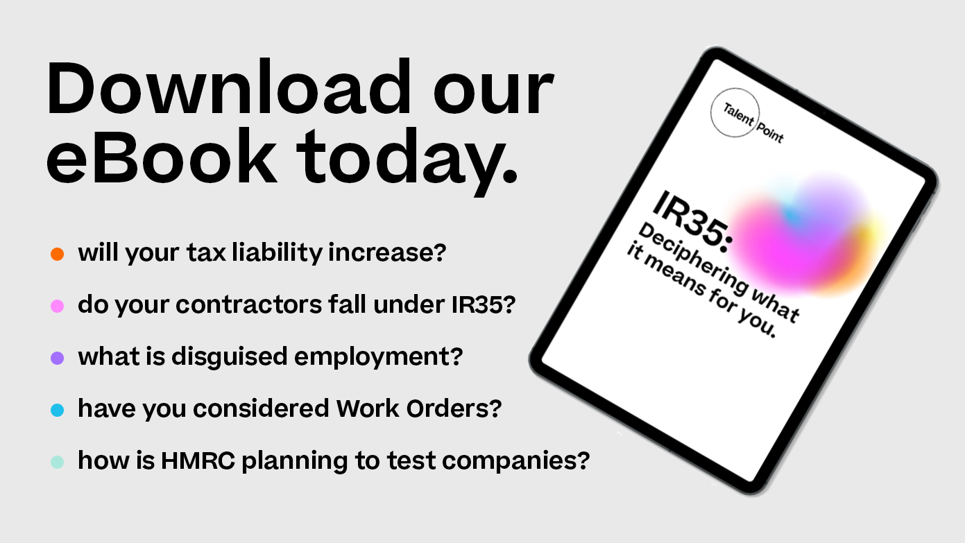 IR35: Deciphering what it means for you eBook